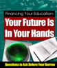 Thumbnail Financing Your Education - Audio