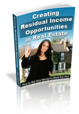 Product picture Create Income Streams in Real Estate